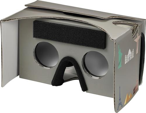Insignia™ - Virtual Reality Viewer - Coral 5902030