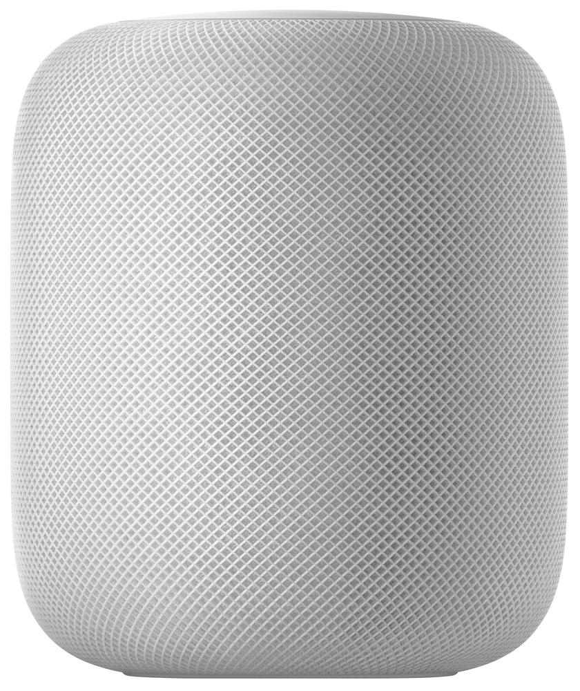 Open-box Excellent: Apple - Homepod - White