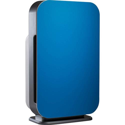 Alen - BreatheSmart FLEX HEPA-Silver Air Purifier - Electric Blue 5902600