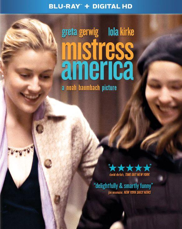 Mistress America [Blu-ray] [2015] 5908900