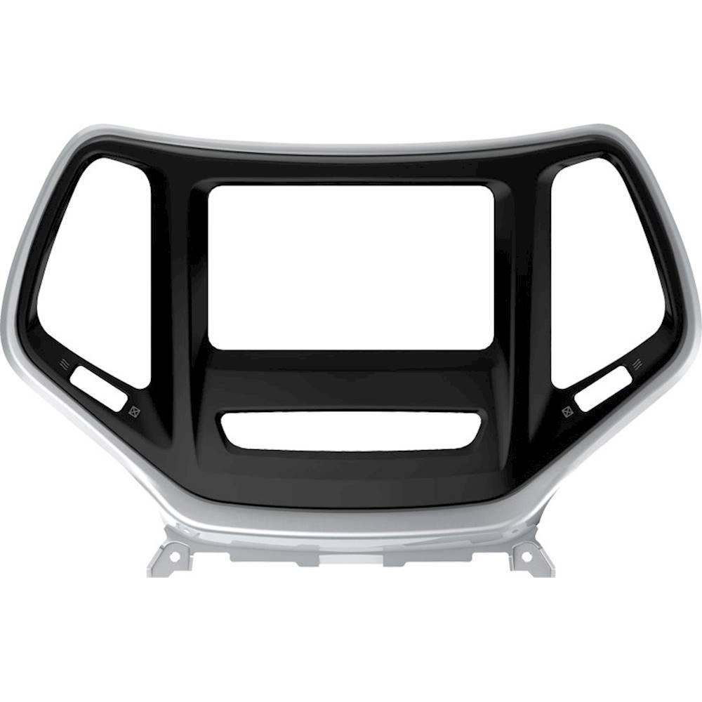 Maestro Dash Kit For 2014 2017 Jeep Cherokee Vehicles Black 2005 Grand Double Din