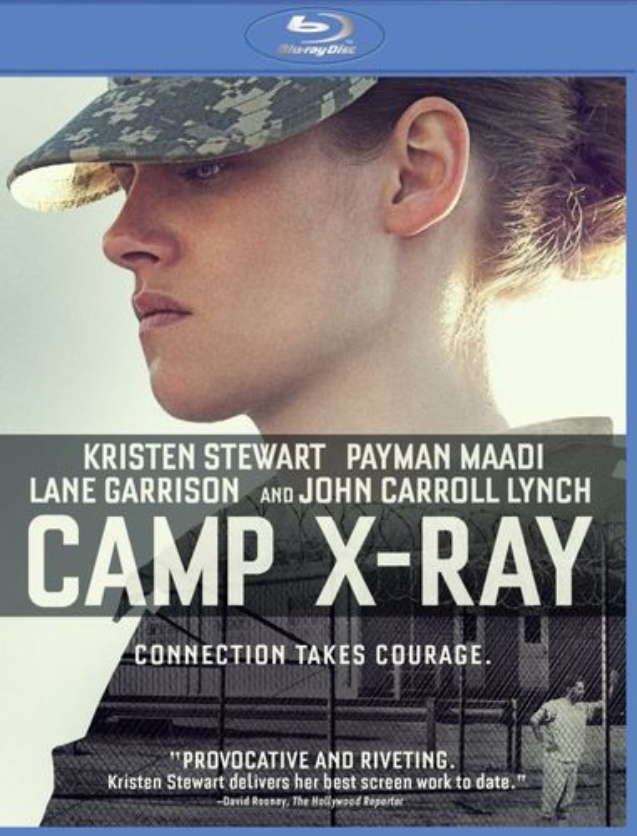 Camp X-Ray [Blu-ray] [2014] 5910237