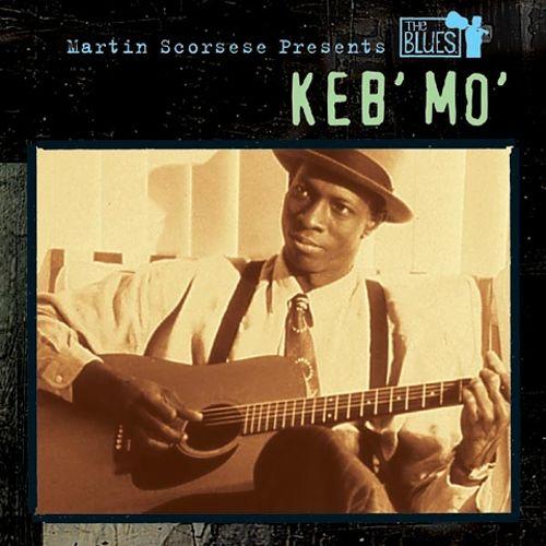Martin Scorsese Presents the Blues: Keb Mo [CD] 5912587