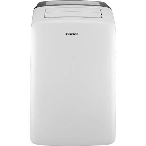 Hisense - 400 Sq. Ft. Portable Air Conditioner - White 5912903
