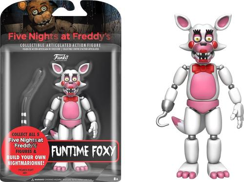 Funko - Five Nights at Freddy's: Funtime Foxy 5913204