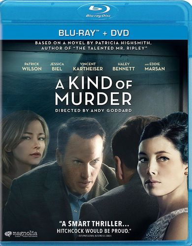 A Kind of Murder [Blu-ray/DVD] [2 Discs] [2016] 5913301