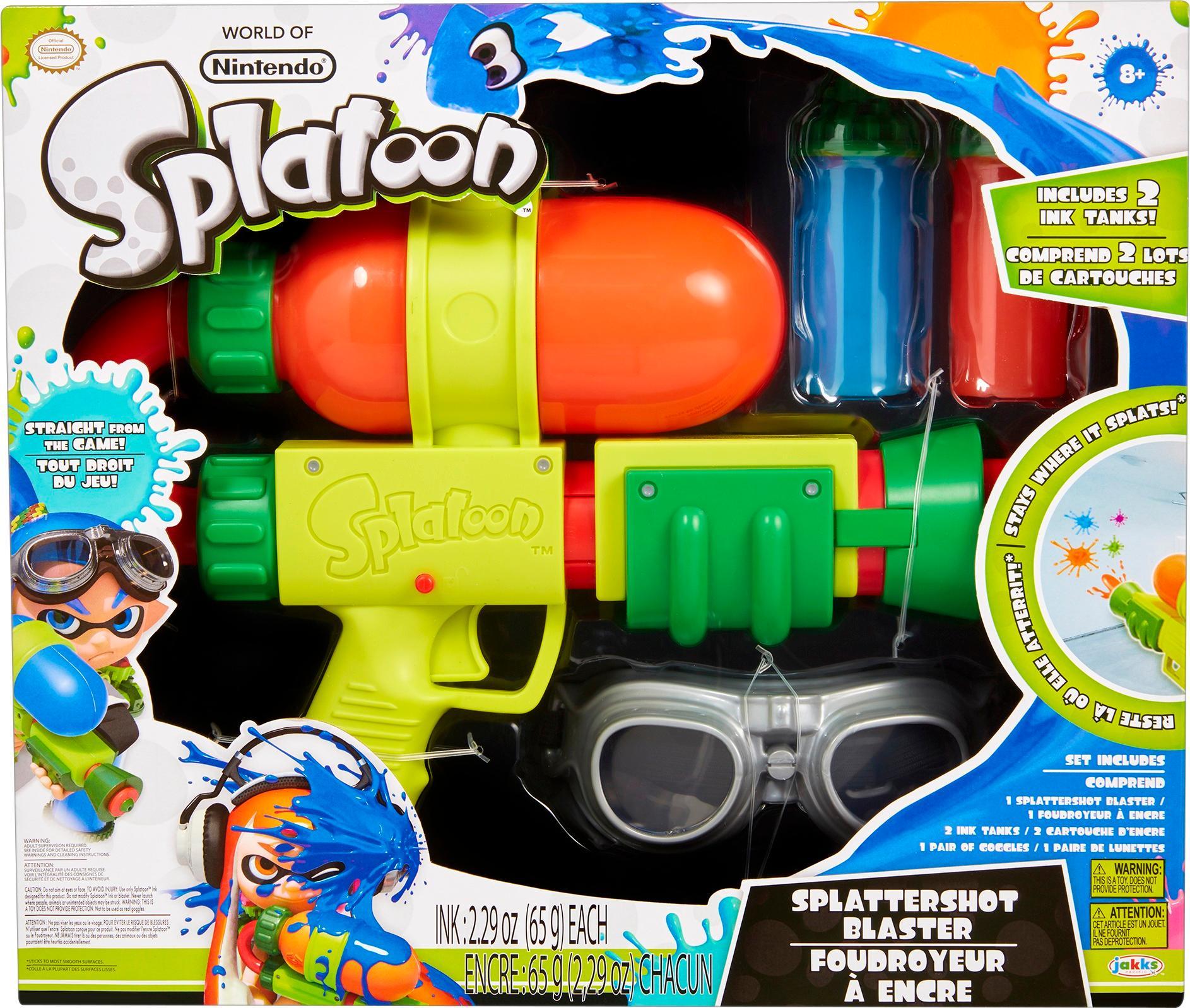 Nintendo - Splatoon™ Splattershot Blaster Set - Multi