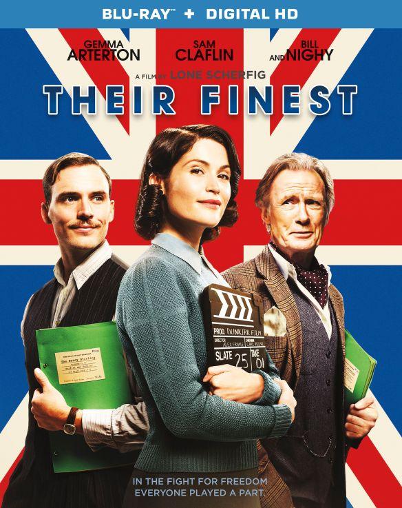 Their Finest [Blu-ray] [2016] 5914100