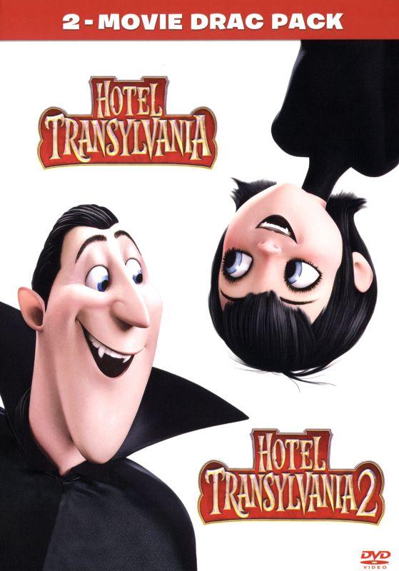 Hotel Transylvania/Hotel Transylvania 2 [DVD] 5915601