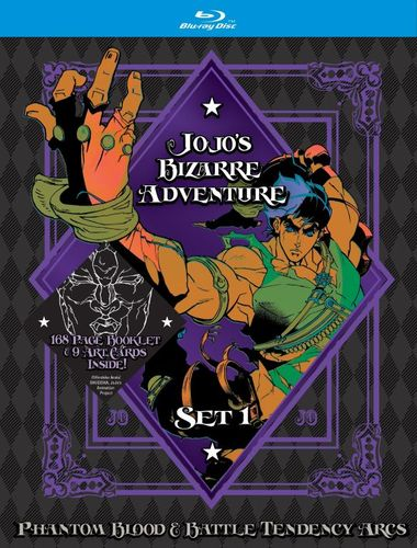 JoJo's Bizarre Adventure: Season 1 [Limited Edition] [Blu-ray] 5916001
