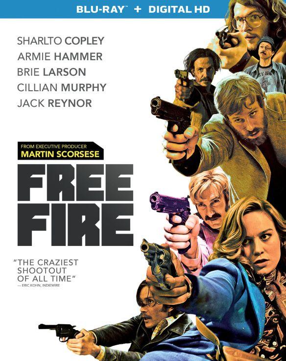 Free Fire [Blu-ray] [2016] 5918403