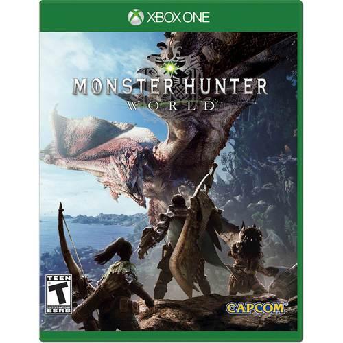 Monster Hunter: World...