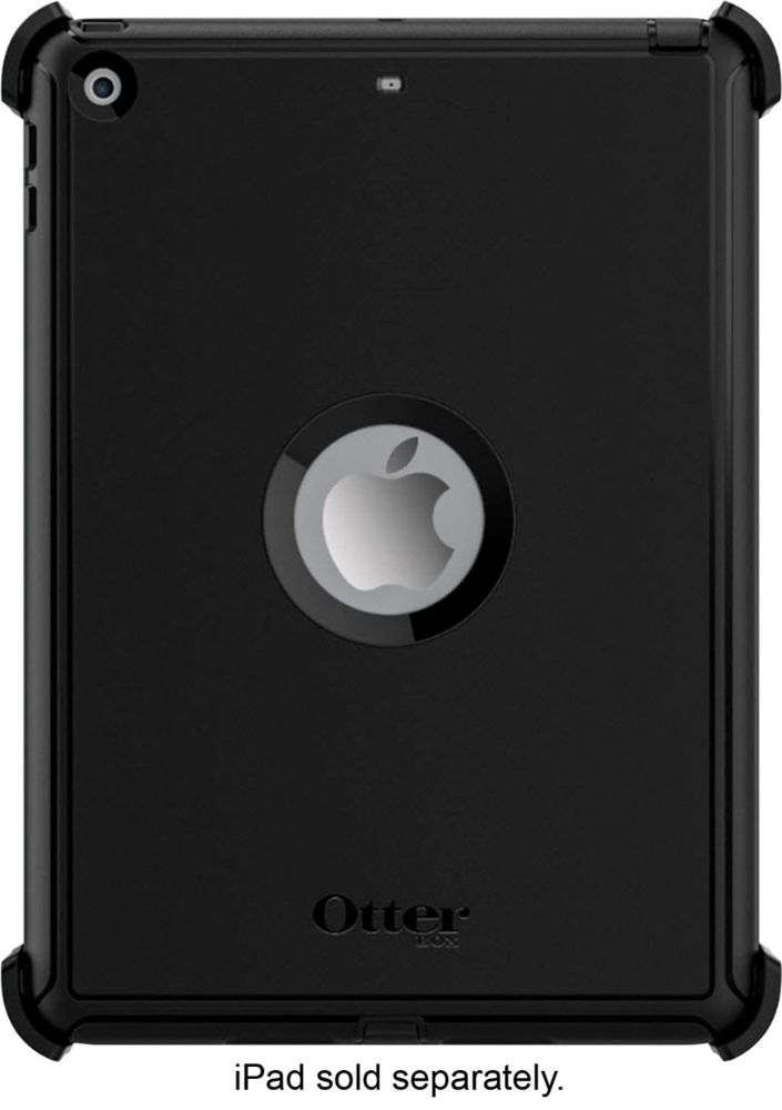 wholesale dealer 74c7b fa9ad OtterBox 49273BBR Defender Series Case for Apple iPad (5th Gen ...