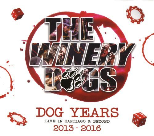 Dog Years: Live in Santiago & Beyond 2013-2016 [Blu-Ray Disc] 5919825