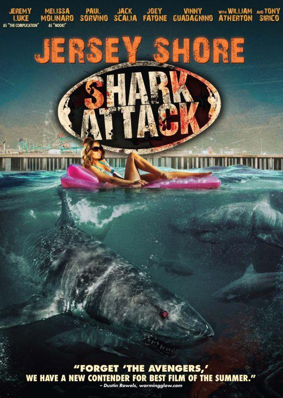 Jersey Shore Shark Attack [DVD] [2012] 5922547