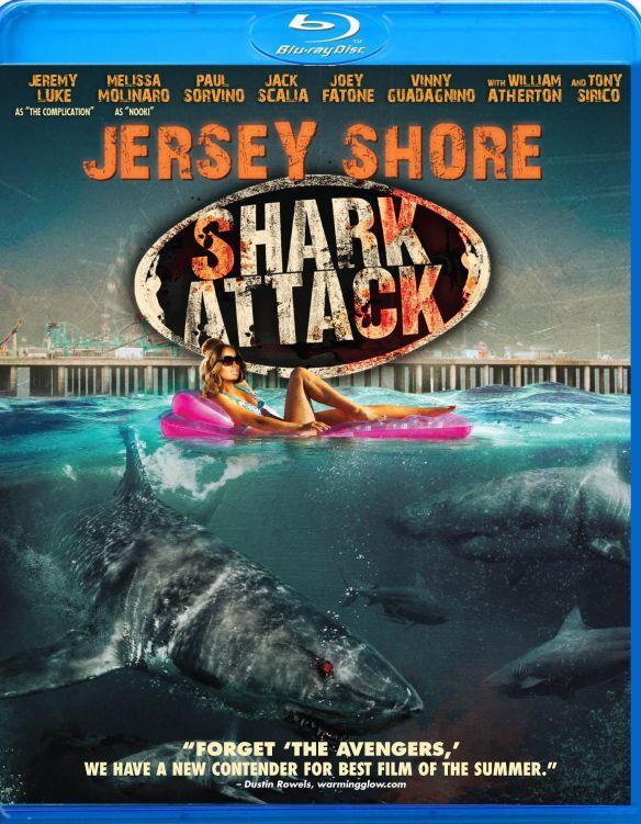 Jersey Shore Shark Attack [Blu-ray] [2012] 5922592