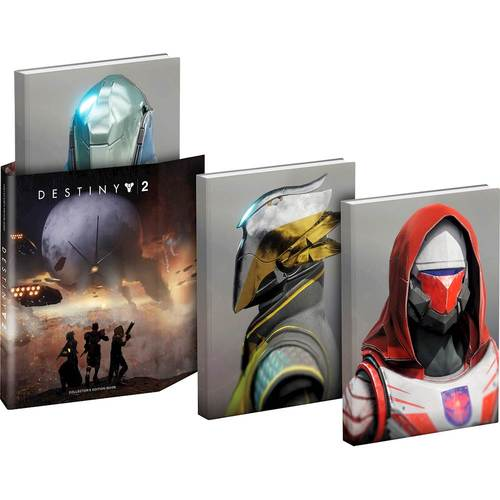 Prima Games - Destiny 2: Official Collector's Edition Guide 5922600