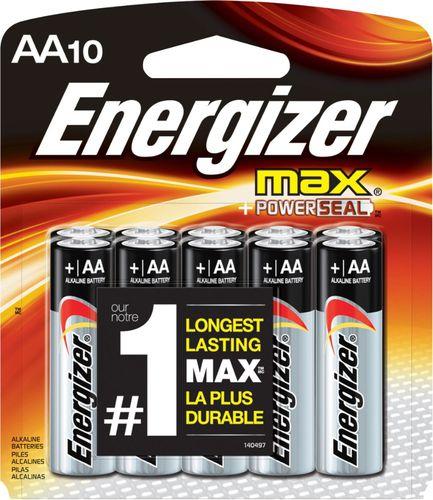 Energizer - AA Batteries...