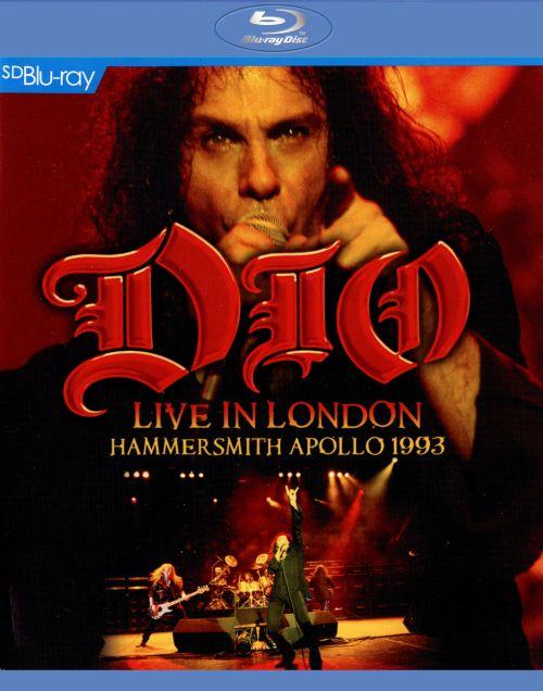 Live in London Hammersmith Apollo 1993 [Blu-Ray] [Blu-Ray Disc] 5926654