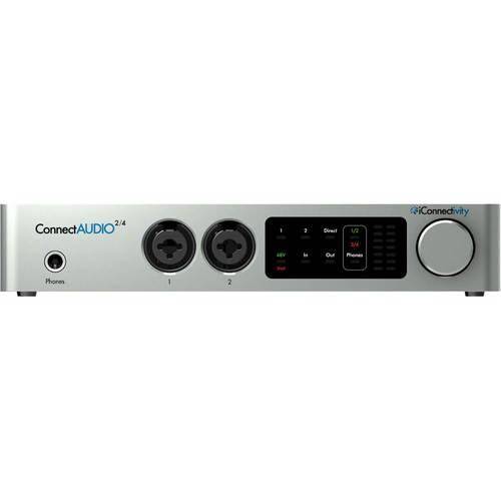 iConnectivity - ConnectAUDIO2/4 Audio Interface