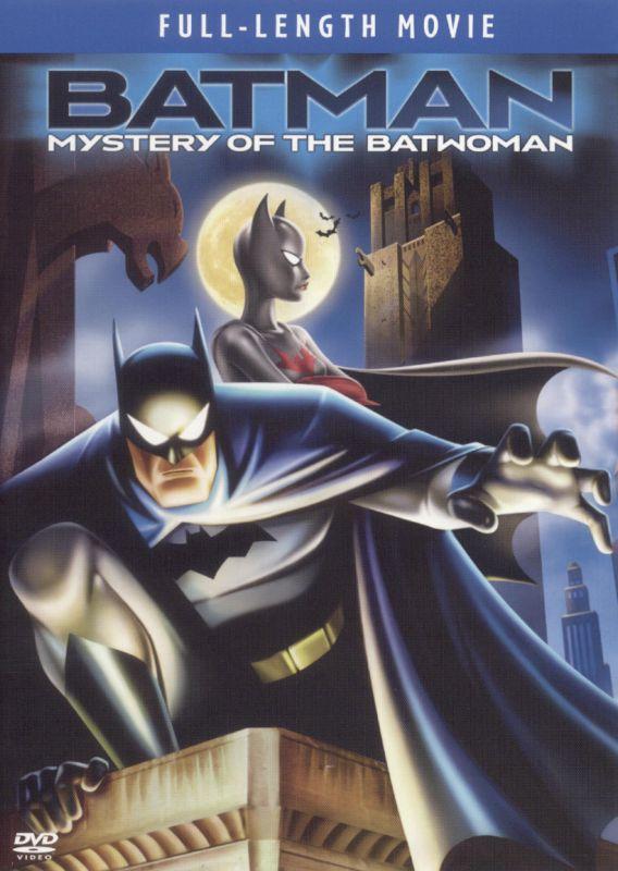 Batman: Mystery of the Batwoman [DVD] [2003] 5927857