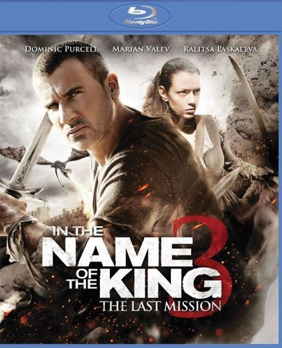 In the Name of the King: The Last Mission [Blu-ray] [English] [2013] 5932103