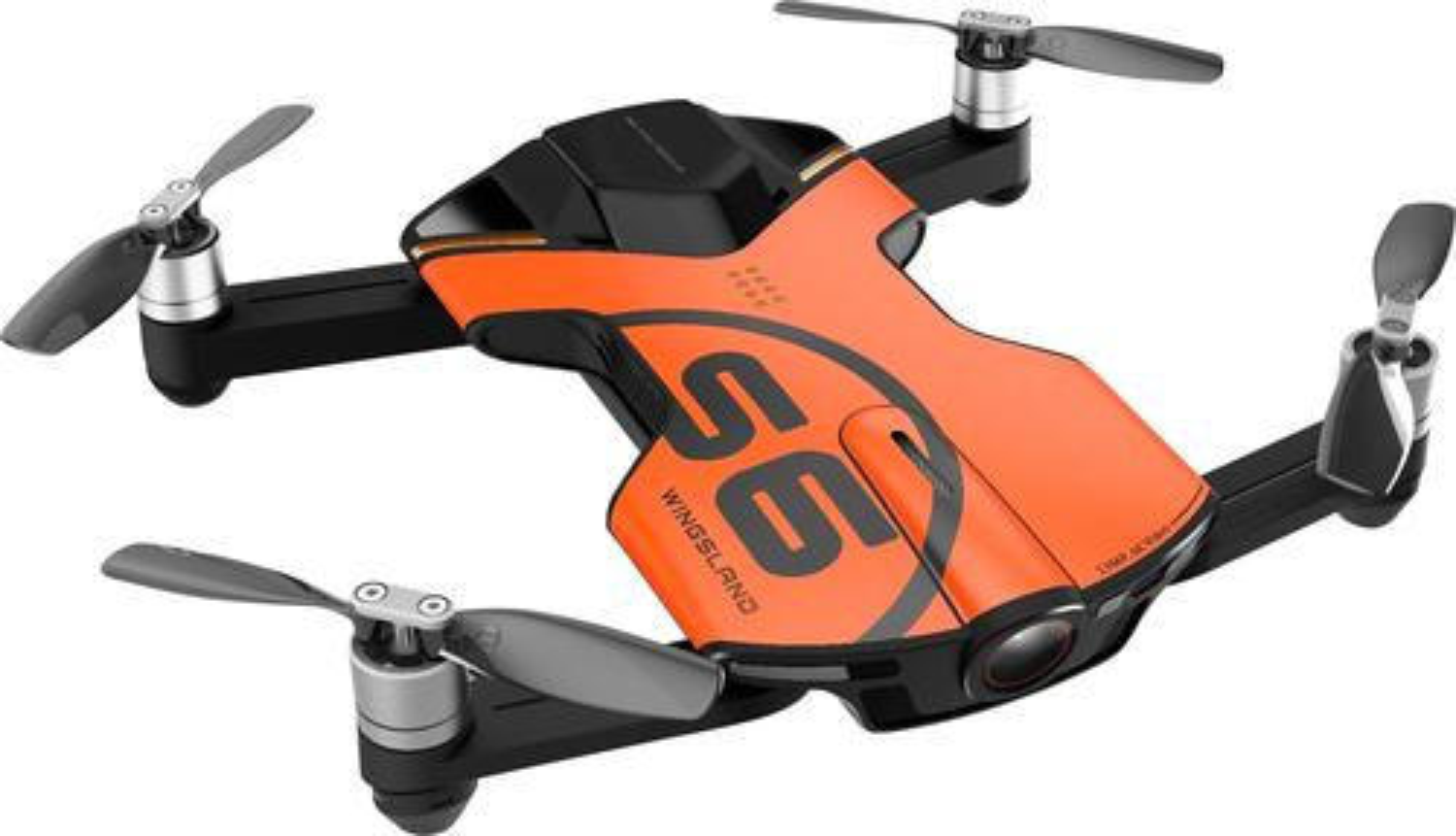 Wingsland - S6 Quadcopter - Orange