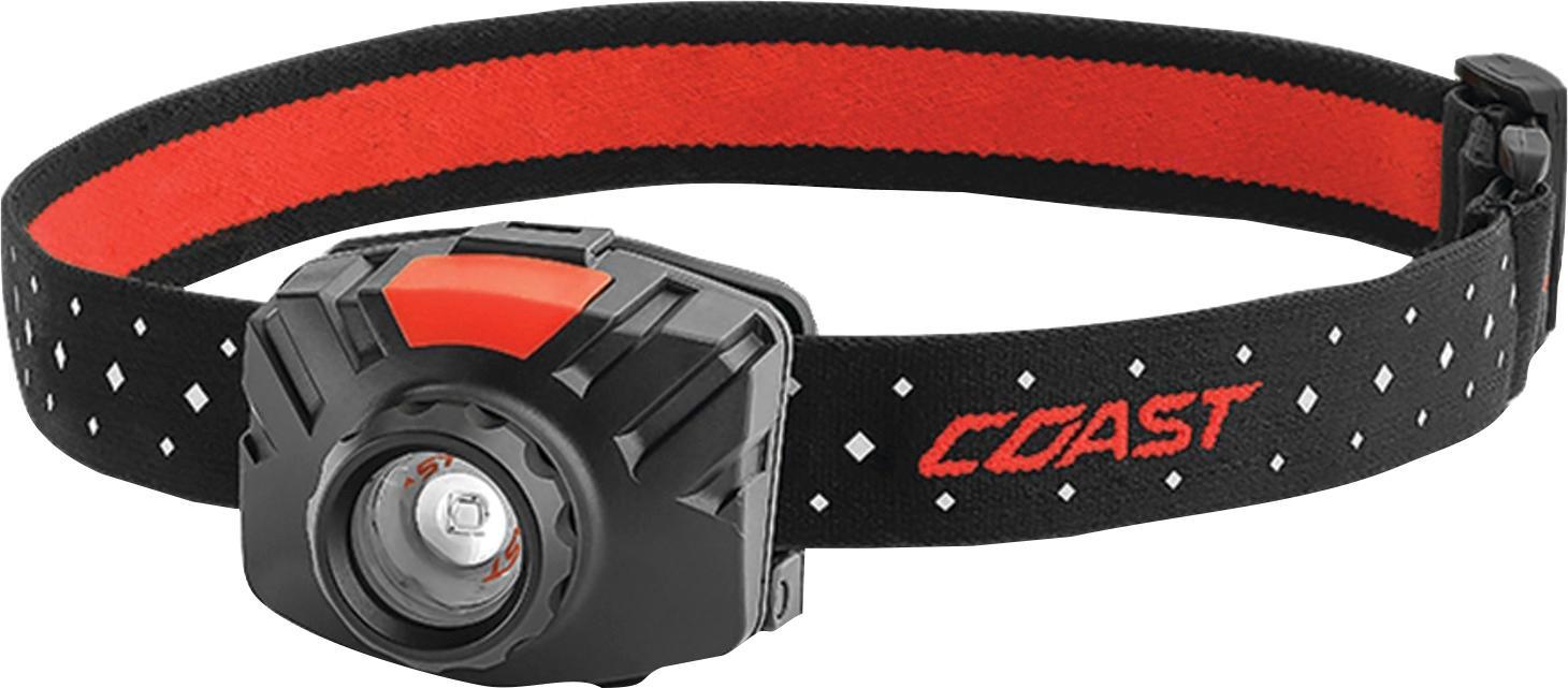 Image of COAST - 435 Lumen LED Head Flashlight - Black