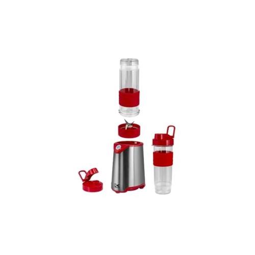 Kalorik - Personal Blender - Stainless steel/red 5934017