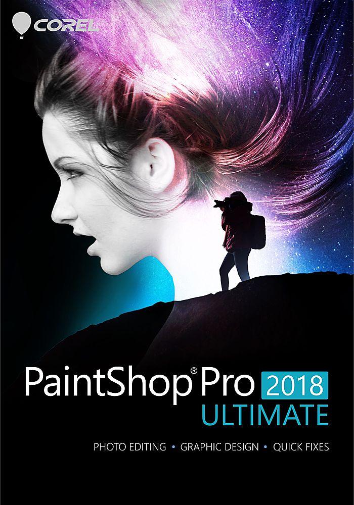 PaintShop Pro 2018 Ultimate Windows PSP2018ULENMBCN