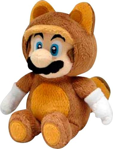 Little Buddy Toys - Super Mario Plush Figure - Styles May Vary 5934401