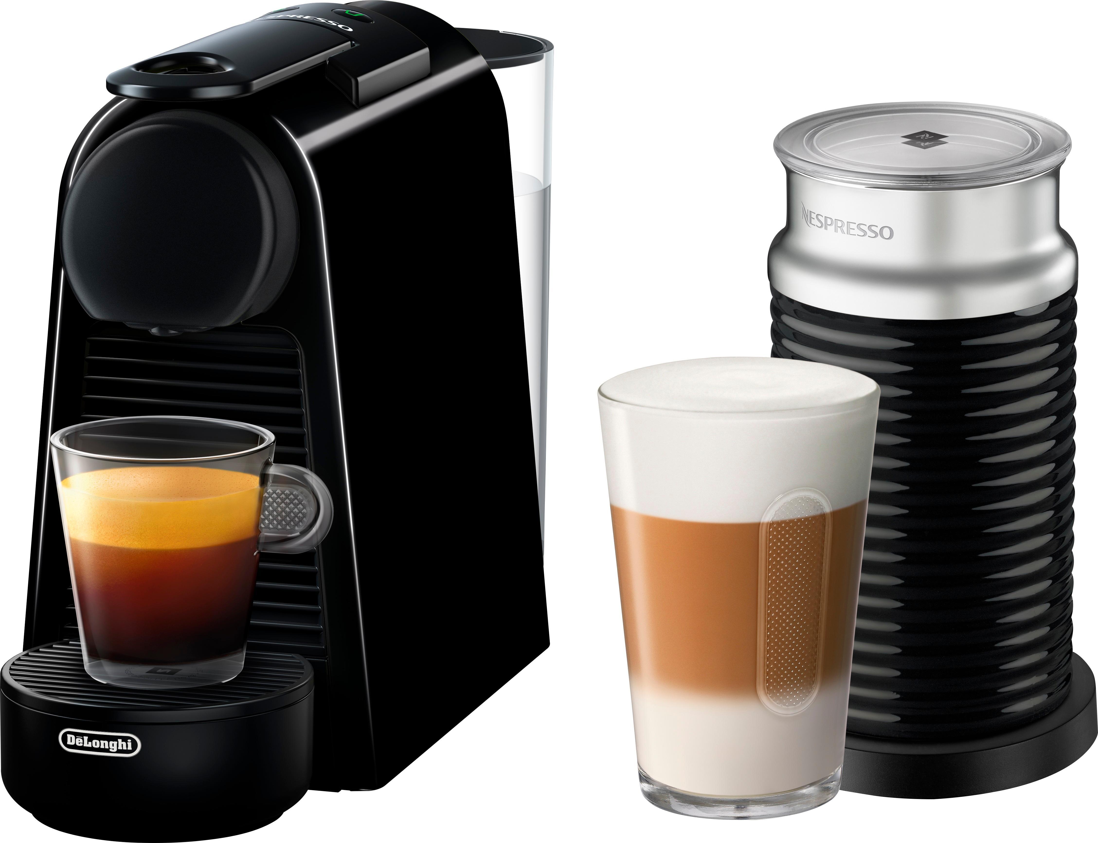 DeLonghi - Essenza Mini Coffeemaker - Black 5934814