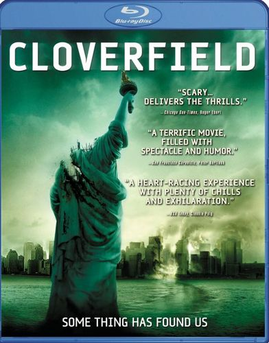Cloverfield [Blu-ray] [2008] 5934822