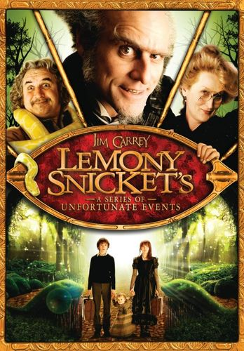 Lemony Snicket's A Series of Unfortunate Events [DVD] [2004] 5934826