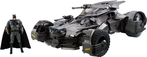 Mattel - Ultimate Justice League Batmobile - Black