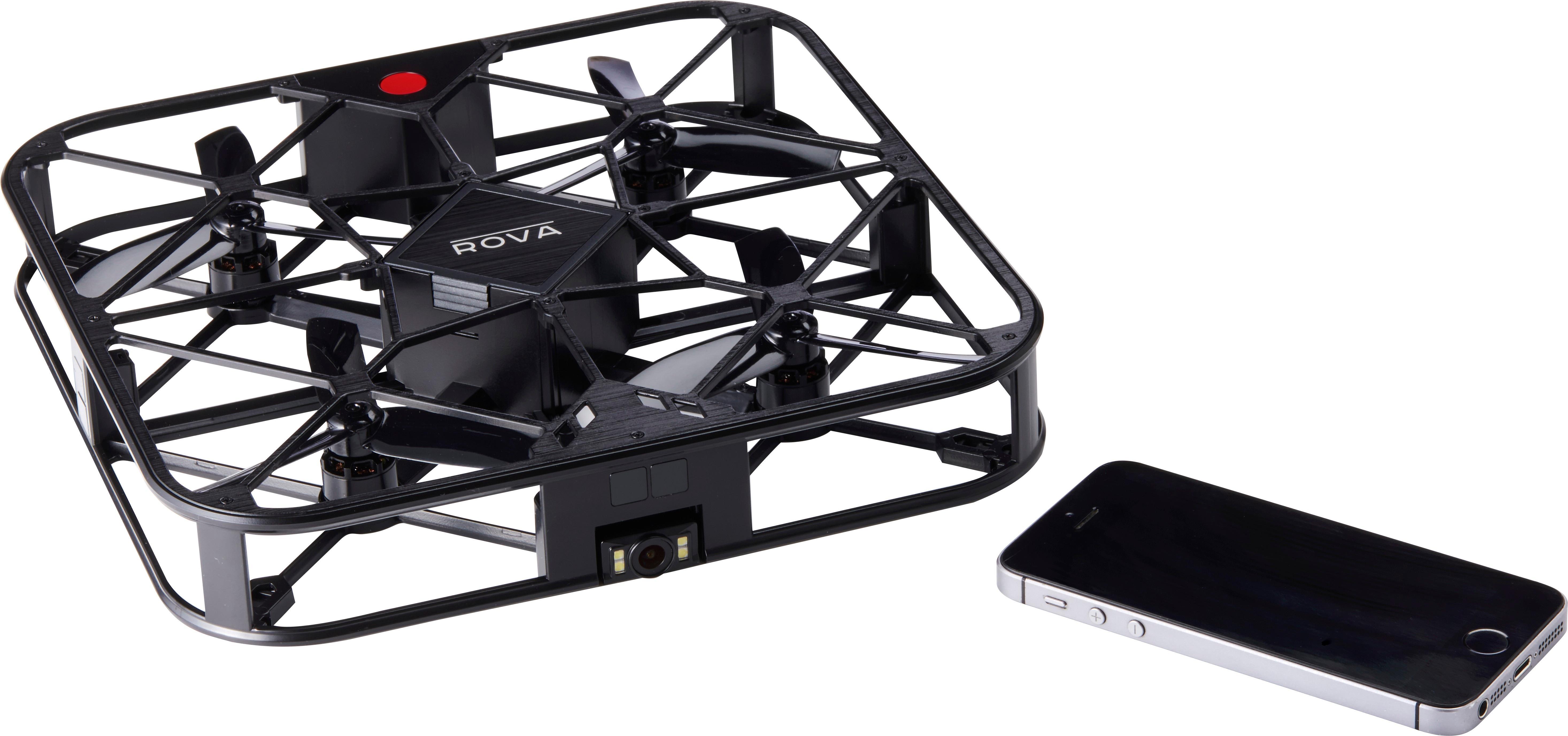 Rova - Selfie Drone - Black