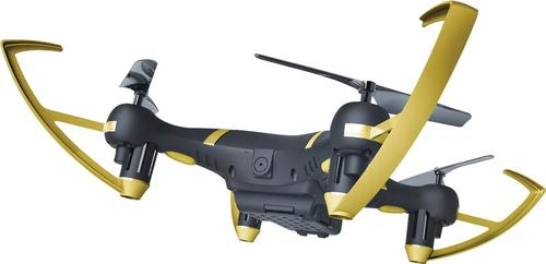 Protocol - VideoDrone AP Drone with Remote Controller - Black/Gold