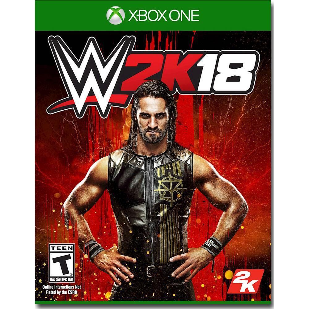 WWE 2K18 – Xbox One
