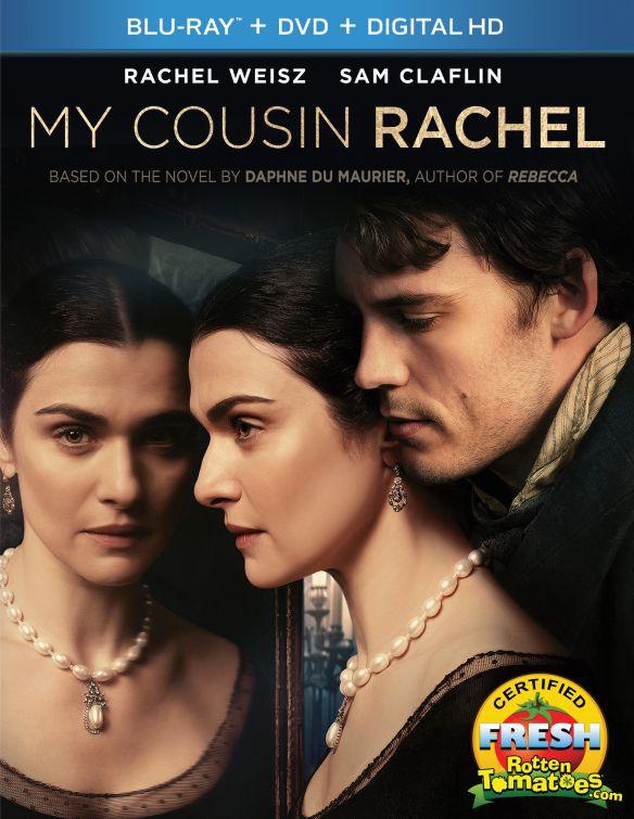 My Cousin Rachel [Blu-ray] [2017] 5944102