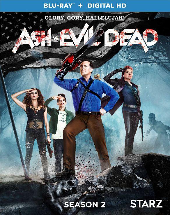 Ash vs Evil Dead: Season 2 [Blu-ray] 5944103