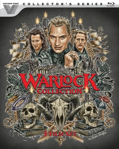 Warlock 1-3 Collection [Blu-ray] [3 Discs] 5944107