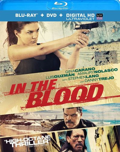 In the Blood [2 Discs] [Includes Digital Copy] [UltraViolet] [Blu-ray/DVD] [2013] 5945055