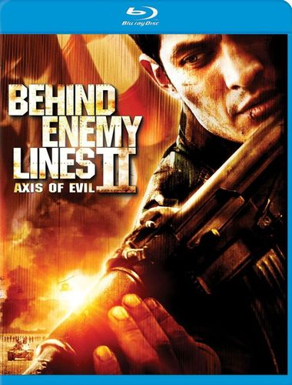 Behind Enemy Lines II: Axis of Evil [Blu-ray] [2006] 5945115