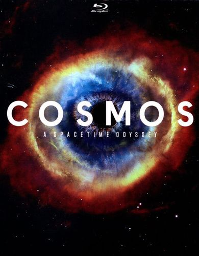 Cosmos: A Spacetime Odyssey [4 Discs] [Blu-ray] 5945202