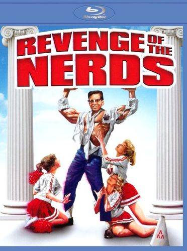 Revenge of the Nerds [Blu-ray] [1984] 5945257