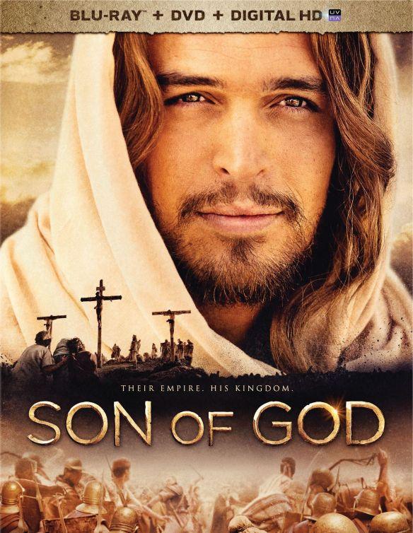 Son of God [2 Discs] [Includes Digital Copy] [Blu-ray/DVD] [2014] 5945266
