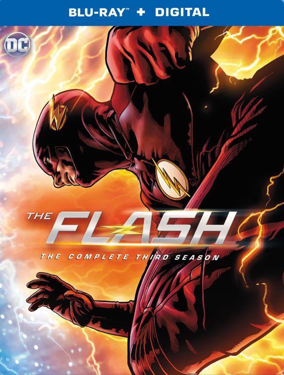 Flash: The Complete Third Season [Blu-ray] [SteelBook] [Only @ Best Buy] 5947152