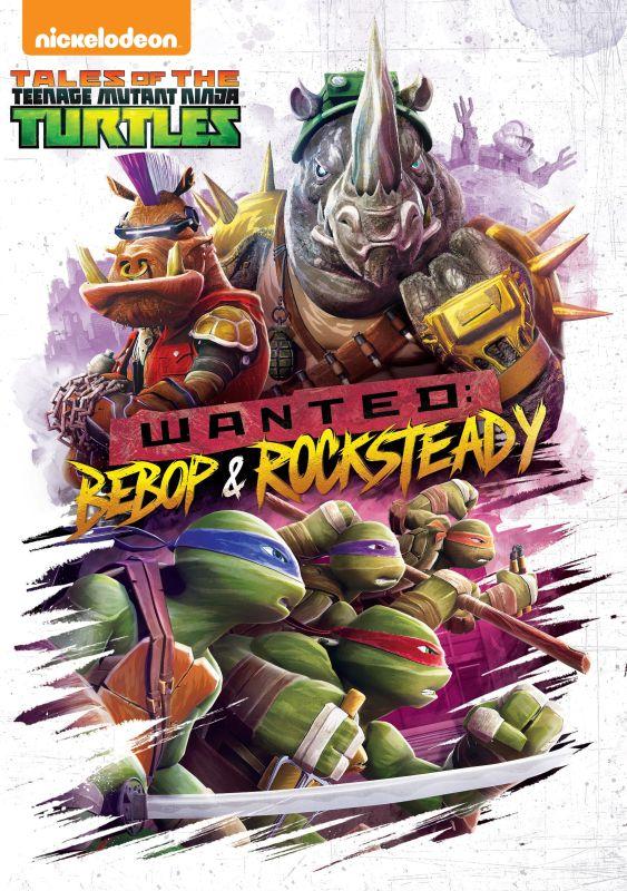 Tales of the Teenage Mutant Ninja Turtles: Wanted - Bebop and Rocksteady [DVD] 5947698