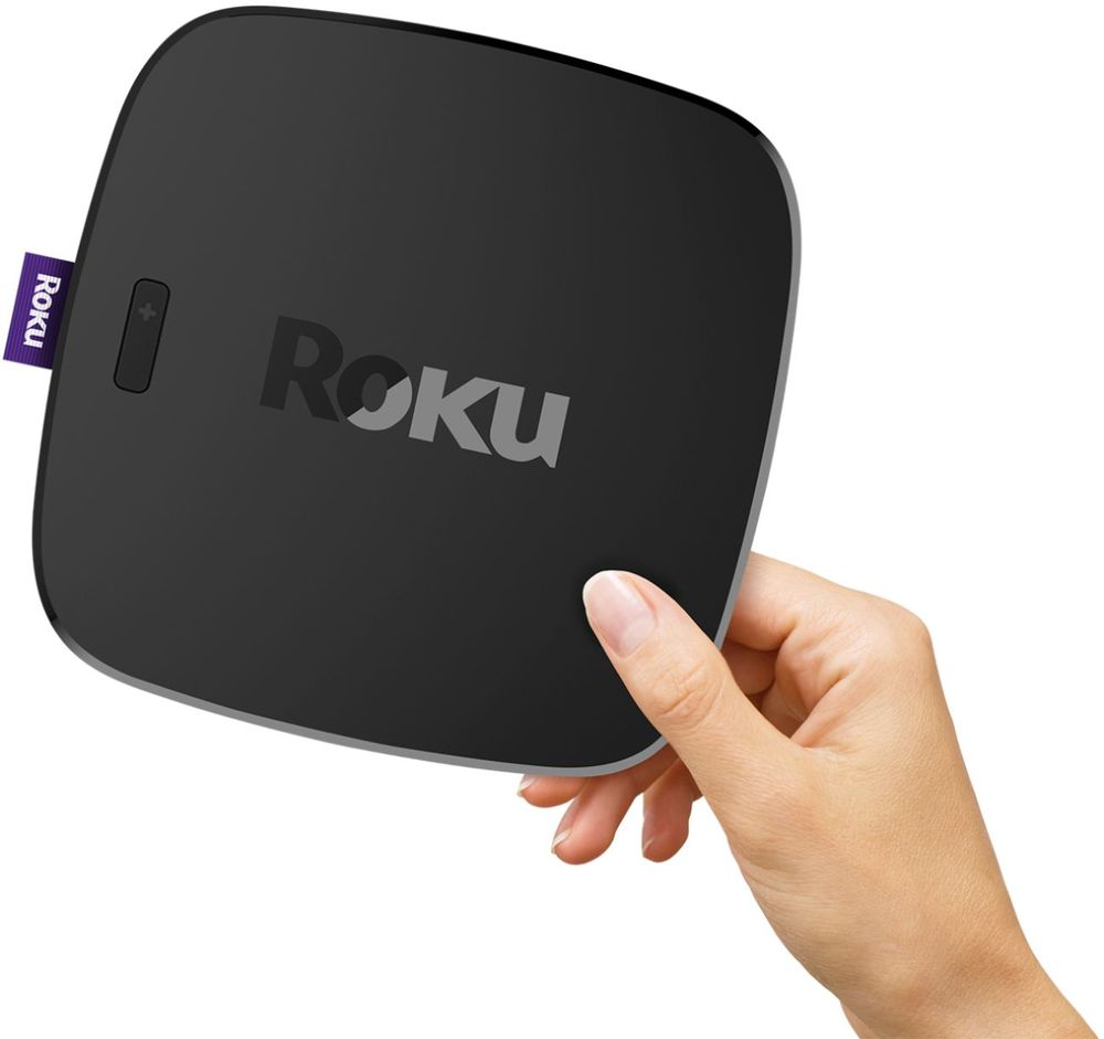 Roku 4660R Ultra Streaming Media Player Black