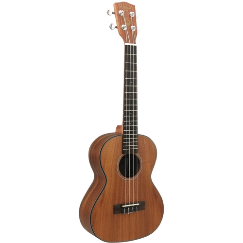 Kahua - 4-String Full-Size Tenor Ukulele - Asian koa